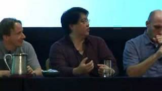 LinuxCon Portland 2009 - Roundtable - Q&A 1