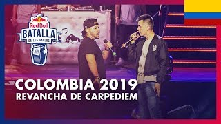 Final Nacional Colombia 2019 en vivo | Red Bull Batalla de los Gallos
