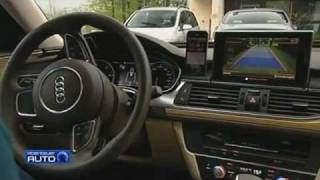 Audi A6 2011 Videos