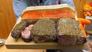 뭐 이런 고기가 다있죠..ㄷㄷ