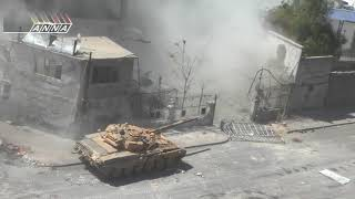 сирия жестокие бои архивные кадры