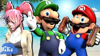 SMG4: Luigi's Lesson
