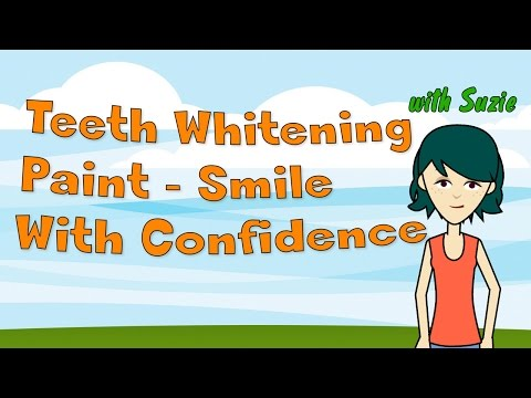 Teeth Whitening Paint - Smile With Confidence