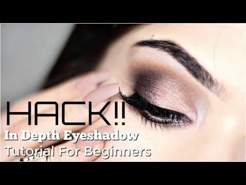 Beginner Eye Makeup Hack – Eye Makeup Tutorial For Beginners
