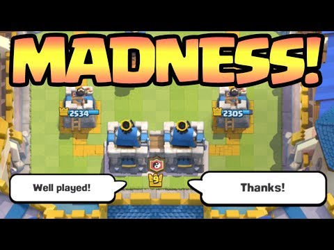Clan Battle MADNESS! Clash Royale FREE GEMS for Random Viewers!