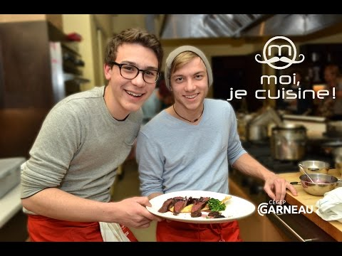 Moi, je cuisine! 2015 - Qualifications - Cégep Garneau