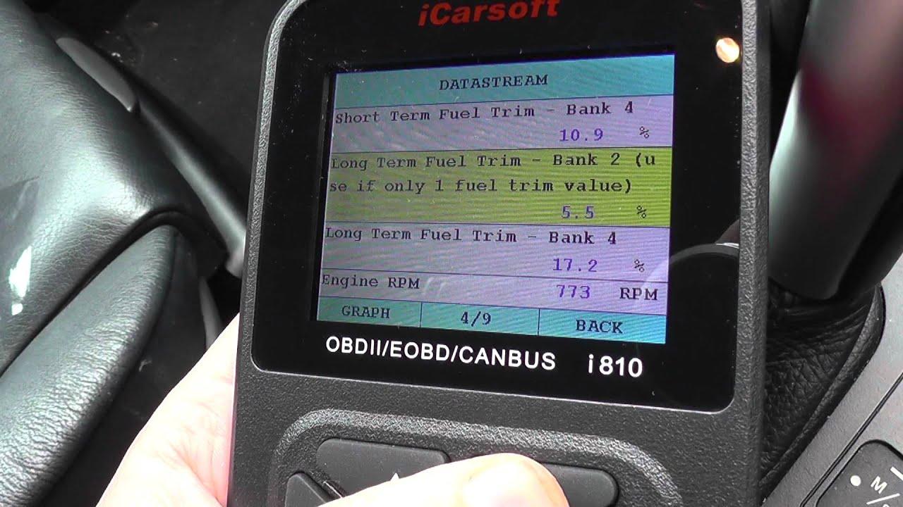 Icarsoft i810