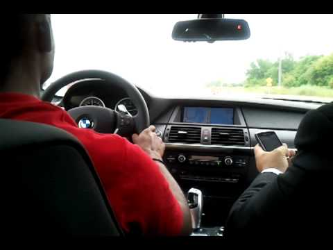 Bmw x6 crazy car sales man!