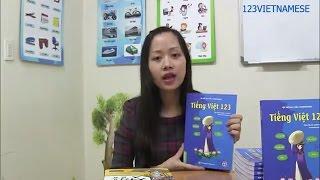 """""""Tiếng Việt 123"""" - sách học tiếng Việt cho người nước ngoài"""