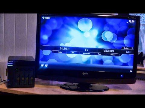 TV-Manager in der NAS - HIZ011