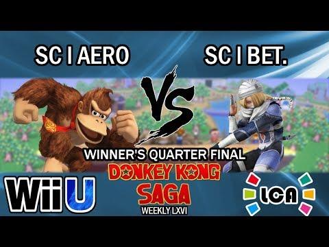 LCA Weekly 66 Singles - Aero vs Bet - [W] Quarter Final