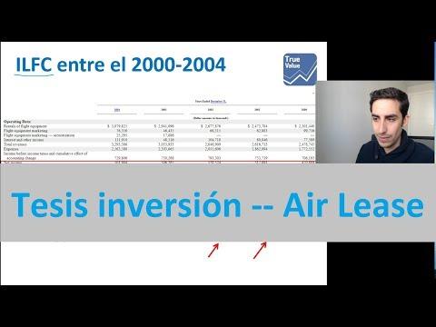 ✈✈ El rentable negocio de alquilar aviones | Informe Air Lease ✈✈