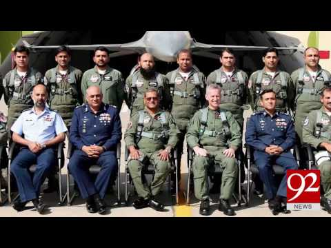 Squadrons No. 9 of PAF, Royal Air Force declared twins 01-04-2017 - 92NewsHDPlus