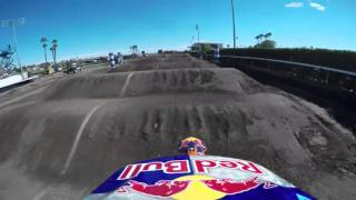 Ryan Dungey Semifinal Run POV - Red Bull Straight Rhythm 2015