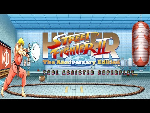 Hyper Street Fighter II - Dash Ken【TAS】