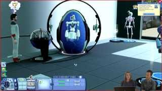 The Sims 3 Live Broadcast - July 30, 2013