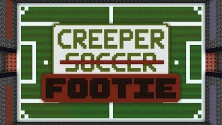 Creeper Footie - @RoosterTeeth