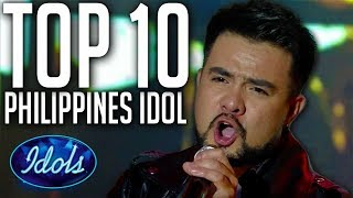 Gambar cover Top 10 contestants on Philippines Idol 2019 | Idols Global