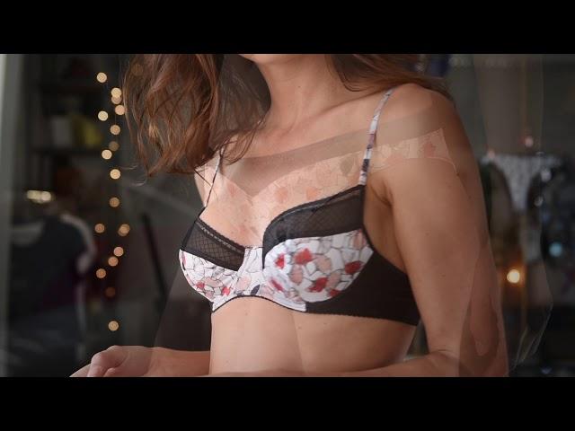 Soutien-gorge corbeille Épatante video