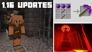 5 Updates We NEED In 1.16 The Nether Update - Minecraft