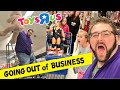 TOYSRUS CLOSING FOREVER! (EMOTIONAL) LADDER MATCH VS STUFFED ANIMALS GONE WRONG!