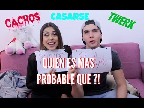 Most Likely to... ECHARSE UN PEO ??! ( TAG )  FT. Pautips | Johann Vera