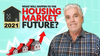 WHAT WILL HAPPEN TO THE HOUSING MARKET IN THE NEAR FUTURE?