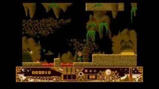 Atari ST : Twinworld.
