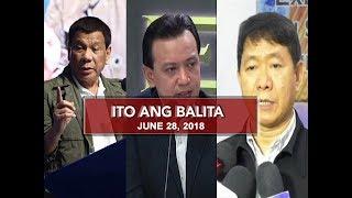 UNTV: Ito Ang Balita (June 28, 2018)