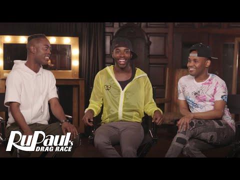 Queen to Queen: Ra'Jah O'Hara, Mercedes Iman Diamond & Honey Davenport | RuPaul's Drag Race