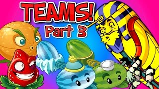 Plants vs. Zombies 2 PHARAOH ZOMBIE vs Team Plants PART 3(Plants vs. Zombies 2 it's about time: Team Plants vs Pharaoh Zombie Part 1. This is the Third edition of the new video series Plants vs Zombies 2 Gameplay ..., 2016-09-16T11:00:01.000Z)