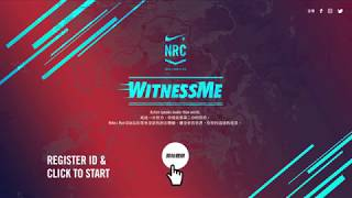 Nike+ Run Club 2017 Campaign - Witness Me (School Assignment)