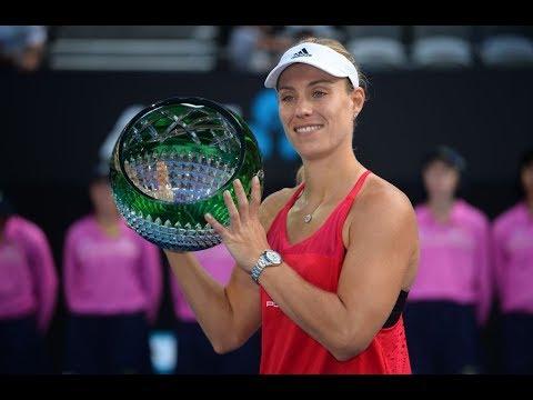 2018 Sydney International Final | Angelique Kerber vs Ashleigh Barty | WTA Highlights