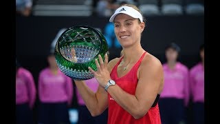 2018 Sydney International Final | Angelique Kerber vs Ashleigh Barty | WTA Highlights