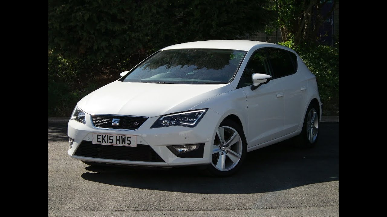 2015 15 seat leon 1 4 tsi act 150ps fr 5dr inc technology. Black Bedroom Furniture Sets. Home Design Ideas