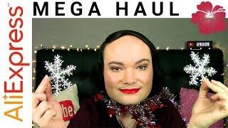 MEGA HAUL AliExpress de Noël !