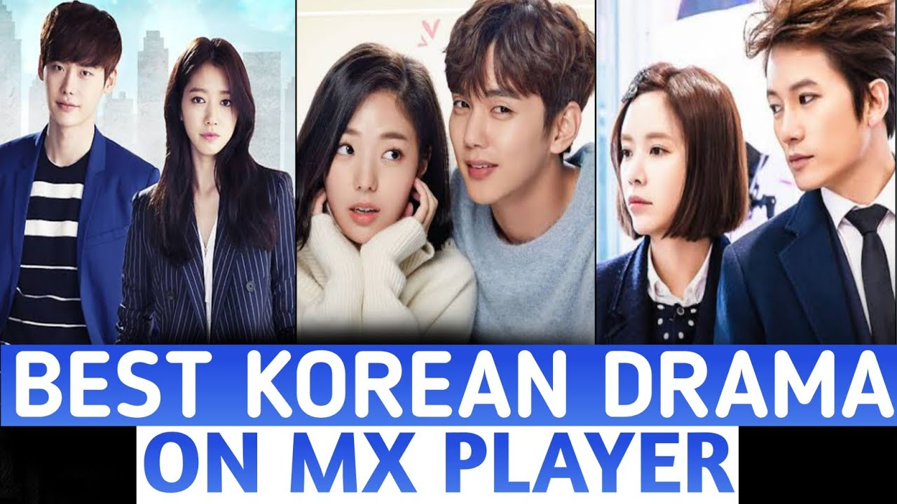 Download Top 10 Best Korean Drama on Mx Player in Hindi Dubbed | Best Korean Drama in Hindi | Mx Player