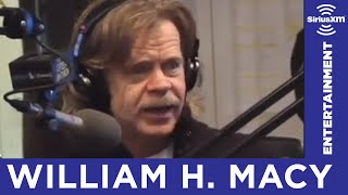 William H Macy as Jerry Lunegaard // SiriusXM // Opie and Anthony