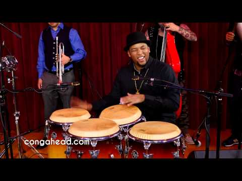 Eliel Lazo & Friends perform Descarga Habana - Santo Domingo