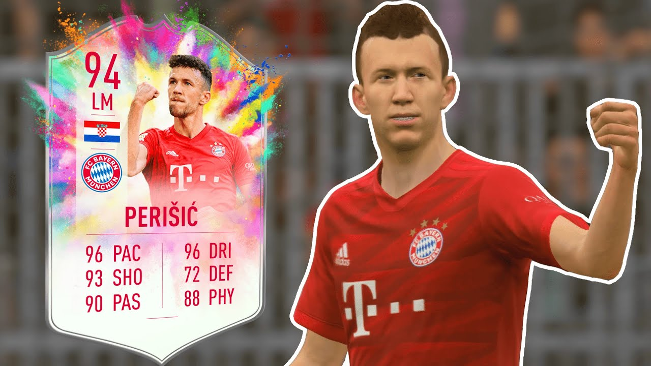 FIFA 20 Summer Heat Perisic Review! 94 Ivan Perisic - Great Value ...