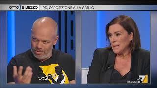 Otto e mezzo - PD, opposizione alla Grillo (Puntata 12/09/2018)
