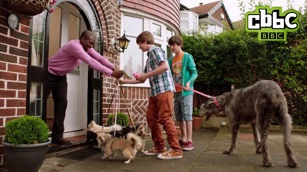 CBBC: All at Sea - Dog-Walking Madness - YouTube