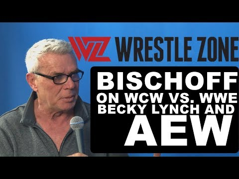 EXCLUSIVE: Eric Bischoff on AEW, WWE vs WCW, and More