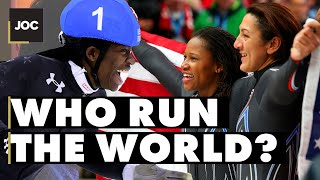 From a Dominatrix to Mirai Nagasu – Women of Color Run the World | Judge of Characters