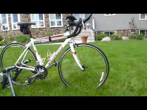 2010 Specialized Allez Sport Road Bike - Medium (54.8cm)
