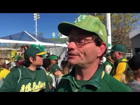 Doug Findlay Skyline High Oakland Class Of 80 Friend Talks Oakland A's FanFest JLS