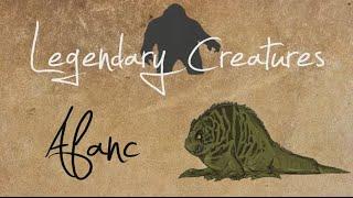 Legendary Creatures Afanc