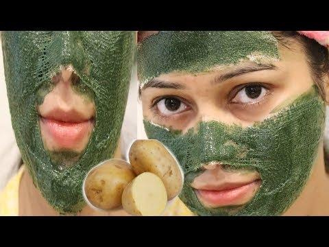 आलू से Skin lightening फेशियल|Step by step DIY Potato Facial Best RESULT IN 2 DAYS|BeNatural
