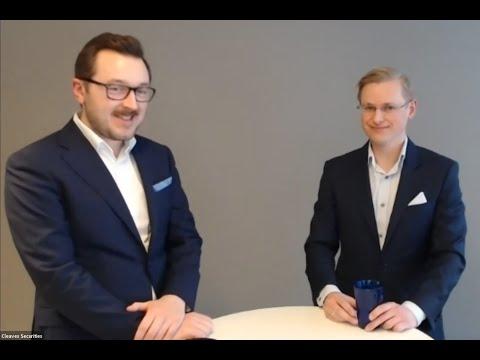 Cleaves Securities (Hannisdahl): Dry Bulk Shipping Webinar