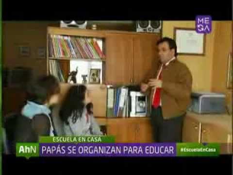 Entrevista a nuestro director en Meganoticias.